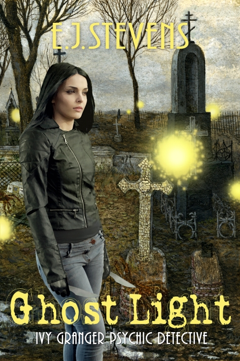 Ghost Light cover reveal