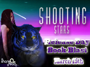 Shooting stars Release Day Book Blast Button2
