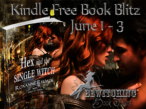 Hex and the Single Witch Free Kindle Button