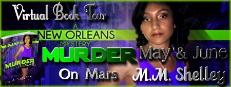 Murder on Mars Banner May - June 450 x 169