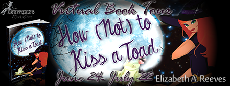 How to Not Kiss a Toad Banner 450 x 169