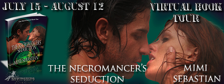 The Necromancers Seduction Banner Tour July aug