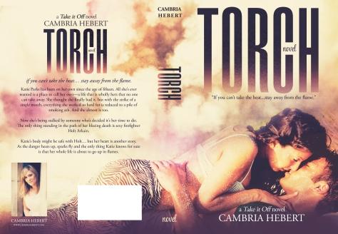 Torch by Cambria Hebert wrap